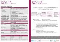 Zakkaartje SONIA-studie voor en achter Website