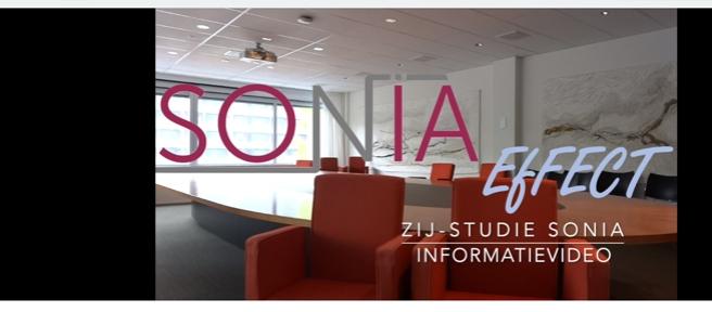 SONIA-video effect